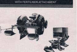Ferguson 728 Ridger & 726 Potato Planter Handbook