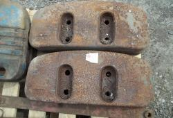 Fordson Weights with fomoko on x 4