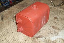 TEF Auxiliary Fuel Tank
