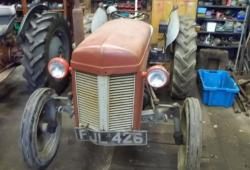 Tractors, Ploughs & Trailers
