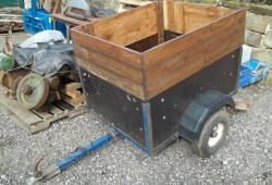 Generic Small Car Trailer