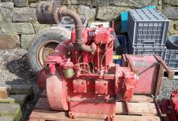 Armstrong Siddley 2 Cyl Diesel Engine