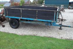 Ward Three Ton Tipping Trailer