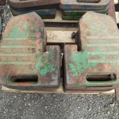 Massey 100 Series Front Weights (each)