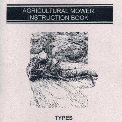 Ferguson Agricultural Mower Instruction Book