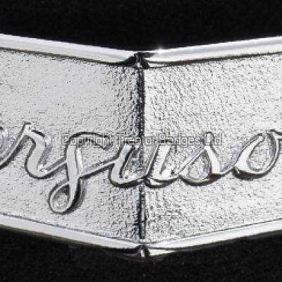 Ferguson T20 Front Badge